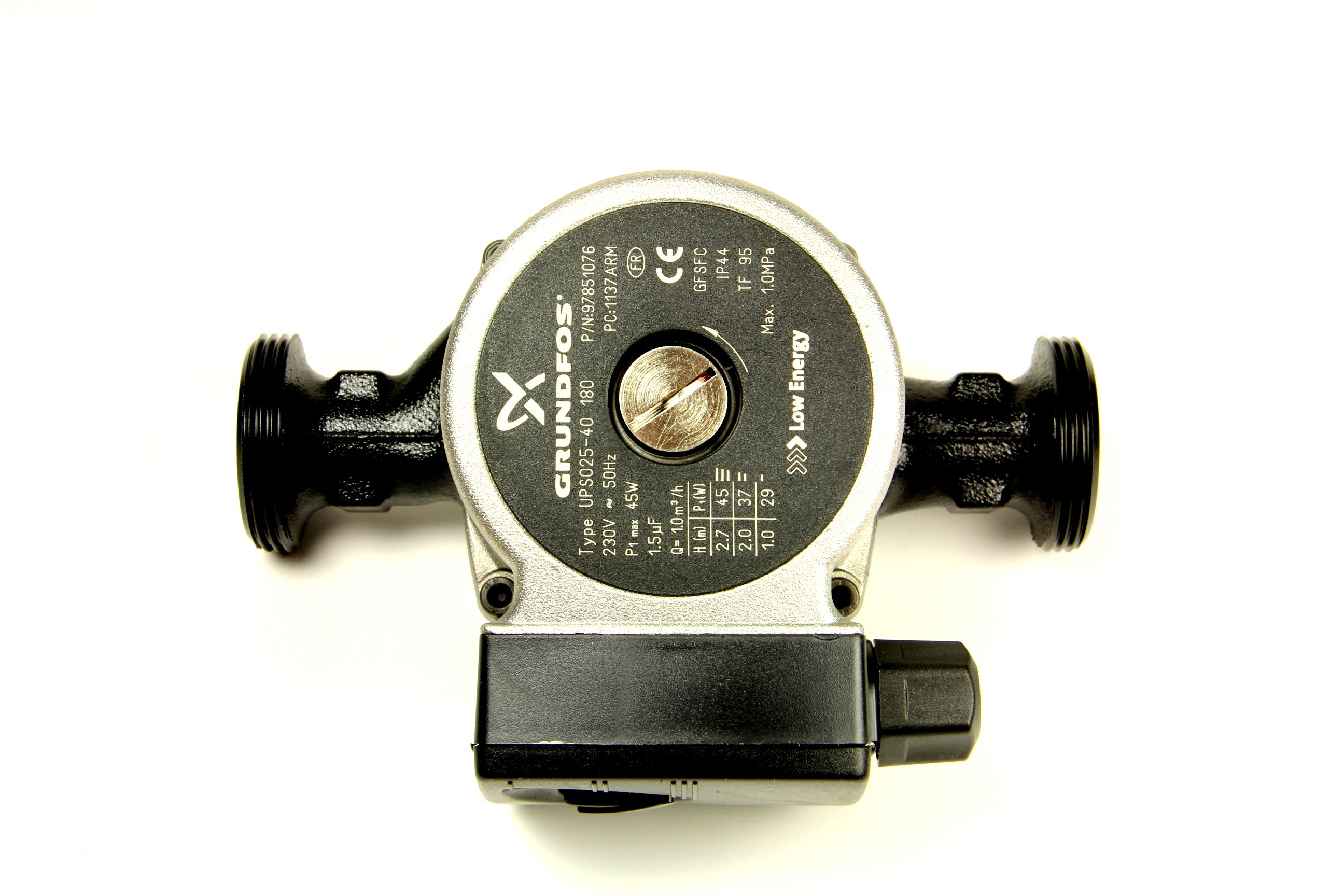 Lämmönvaihtimen pumppu
